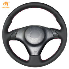 Soft Leather Steering Wheel Cover for Toyota RAV4 Corolla Lexus IS200 300