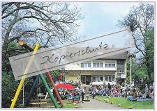 AK Naturfreundehaus mit Campingplatz Am Eichelberg Bruchsal – ungelaufen