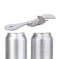 Tinplate Kitchen Beer Can Opener Stainless Steel Multi-functional Bottle