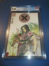X-men #18 Momoko Variant CGC 9.8 NM/M Gorgeous Gem Wow