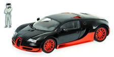 Minichamps 519101101 Bugatti Veyron Super Sport 2011 (Top Gear) 1:18 NEU OVP