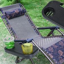 Tragbare klappbare Camping Picknick Outdoor Beach Garden Stuhl Seitenablage