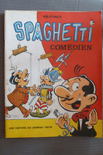 BD spaghetti n°11 comédien EO 1970 en tres bon etat attanasio