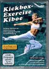Kickbox-Exercise Kiboe für Anfänger und Fortgeschrittene mit Ines Vogel (2012)