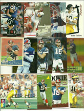 Todd Collins 20 Card Lot All Different See Scans NFL Football