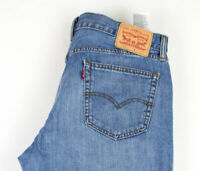 Levi's Strauss & Co Hommes 559 Jeans Jambe Droite Taille W36 L32 AFZ466