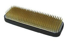 """Japanese Ikebana Kenzan 3.75""""L x 1.5""""W Rectangular Rubber Base Needle Pin Frog"""