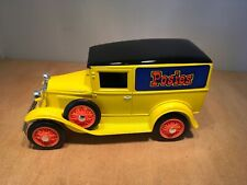 POSIES  DIE CAST BANK - 1931 FORD PANEL TRUCK BANK 1:25 By LIBERTY CLASSICS