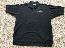 Vintage Mercedes Benz Motorsport Formula 1 Large Polo Shirt VTG