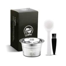 stainless steel coffee pod capsule for caffitaly cafissimo tchibo