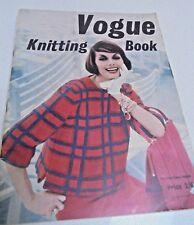 Vintage Vogue Knitting Book - Book No. 53 Bed jacket, Twin set Ski Socks / Pants