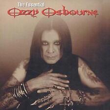 Ozzy Osbourne : The Essential Ozzy Osbourne CD (2005) ***NEW***
