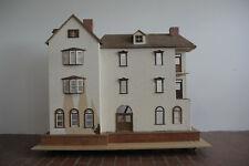 puppenhaus holz groß xxl H128 cm x L153cm x T60cm