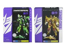 TRANSFORMERS MASTERPIECE MP-01 ACID STORM & MP-05 SUNSTORM MISB SEALED NEW