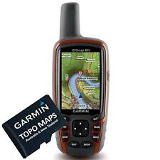 New! GARMIN Australia & NZ Topo Maps V5 4X4 TRAIL HIKE GPS Latest Version MicroS