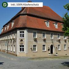 3 ÜN f. 2 Pers. Hotel Blauer Hecht Dinkelsbühl Mittelfranken Franken Bayern