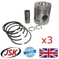 Pistons Pins Rings & Circlips for Perkins AD3.152 AD4.203 D3.152 D4.203 CE JE