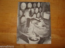 Ehrle Brothers Winery Amana Homestead Iowa unused Postcard