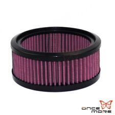 Motorcycle Replacement Round Air Filter Cleaner For S&S Super E & G Series Carbs