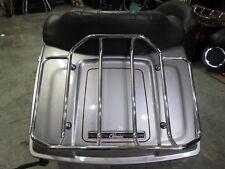 OEM Harley Tour Pak Pack Luggage Box 2009-2013 FLHTC Brilliant Silver Pearl