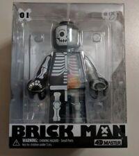 Jason Freeny Lego Minifigure 4D Master Skeleton Brick Man Anatomy - Limited Ed.