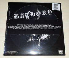 LP BATHORY - SAME - SELF TITLED - S/T - PICTURE DISC - NEW