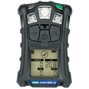 MSA Altair 4XR 4-Gas LEL, O2, H2S & CO Bluetooth Monitor c/w 6 Month Calibration