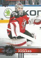 Calvin Pickard #32 - 2017-18  Canadian Tire Team Canada - Base
