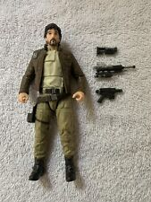 "Star Wars Black Series 6"" CASSIAN ANDOR Rogue One Target Exclusive LOOSE"