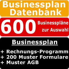 Event-Berater Businessplan