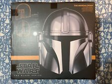Star Wars Black Series The Mandalorian Electronic Helmet Hasbro Disney 2021 NEW