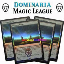 MTG 4 X VACÍO ZHALFIRINO - Zhalfirin Void - PROMO MAGIC LEAGUE DOMINARIA ESPAÑOL
