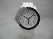 Authentic Armani Exchange AXT1000 Hybrid Silicone Bracelet Smart Men's Watch
