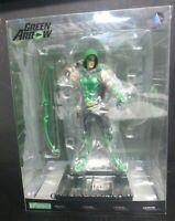 Green Arrow AftFX+ statue 1/10 by Kotobukiya. New with minor shelf scuffing.