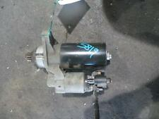 AUDI A1 STARTER MOTOR PETROL, 1.4, TURBO, 8X, 12/10- BOSCH 0001142005