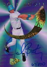 JOSH BOOTY SIGNED 1995 SIGNATURE ROOKIES CARD AUTO ~AUTHENTIC