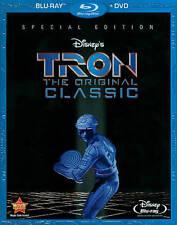 Tron: The Original Classic [Two-Disc Blu-ray/Dvd Combo]