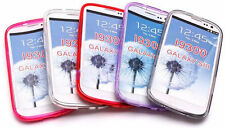 10 PCS Samsung Galaxy S III Skin,Cover,Case,Soft Gel US SHIPPER, WHOLESALE