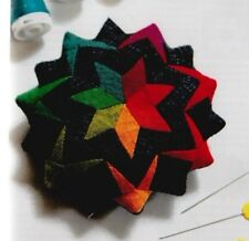 PATTERN - Seven Sisters - EPP sewing accessory PATTERN in 4 sizes