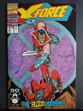 MARVEL COMICS Modern Age X-Force #02 NM- 9.2 KEY 2nd Appearance of Deadpool