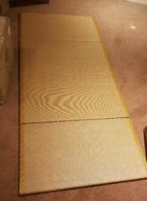 "Folding Foam Floor Bed Mat- Charpai Style- 35"" x 78"""