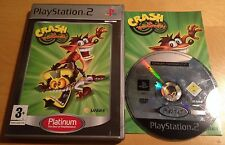 CRASH TWINSANITY PS2 & (60GB VERSION OF PS3 ONLY) COMPLETE by Sierra