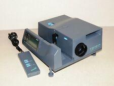 Diaprojektor Kindermann Silent 2500 select IR Color 2,8/90 MC Wetzlar Germany!!!