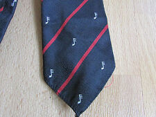 Early MUSIC Note Logo Tie by Ernex