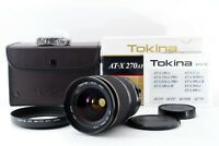 Tokina AT-X PRO AF 28-70mm f/2.8 w/Box and Case Canon EF Excellent from Japan