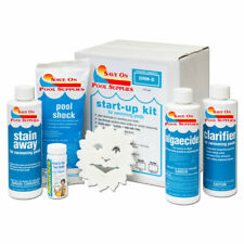 Basic Spring Start-Up Chemical Kit For Swimming Pools Up To 7500 Gallons