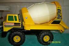 "Tonka Mighty Good 1994 Mighty Diesel Fully Working Cement Mixer Truck 20 "" Long"