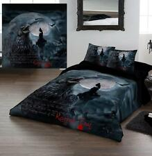 Ravens Cry Duvet Bed set King size - Art work by Alchemy Gothic Dark