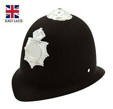 Childrens Kids Police Policeman Helmet Hard Hat Boys Girls Fancy Dress Book Week