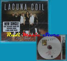 CD Singolo Lacuna Coil Our Truth 77659-2 GERMANY 2006 SIGILLATO no mc lp(S21)